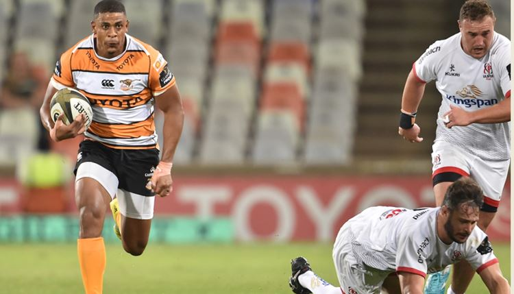 HIGH-FLYING TOYOTA CHEETAHS TOPPING ALL THE CHARTS