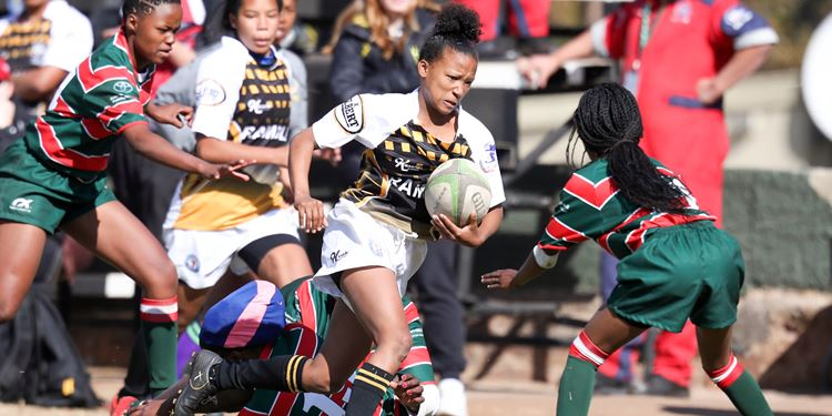 Four sides unbeaten at SA Rugby Under-16 Girls Week – Day Two review