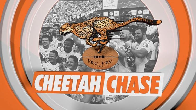 Cheetah Chase Episode 106