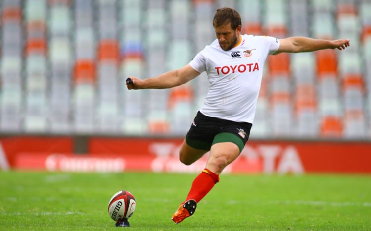 Frans Steyn nominated for SA Rugby Player of the Year award