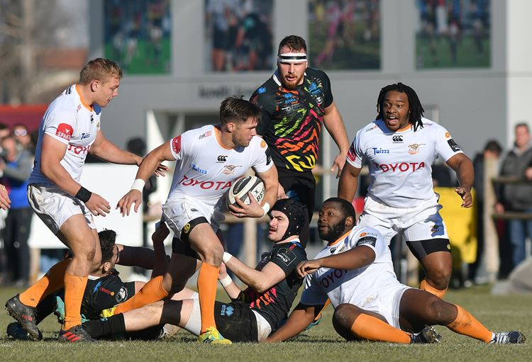 Toyota Cheetahs get 2019 off to a strong start in Guinness PRO14