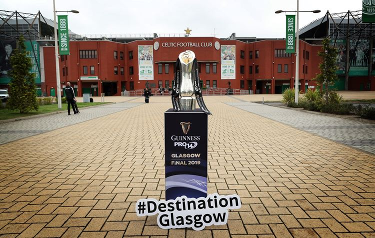 Guinness PRO14 Final - Glasgow Warriors v Leinster Rugby