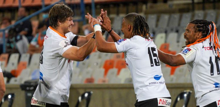 Toyota Cheetahs hold on for tight win over Vodacom Bulls