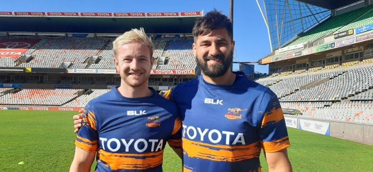 Potgieter and Thomson join Toyota Cheetahs