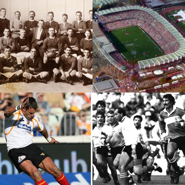 Free State Rugby celebrates 126 years of running rugby
