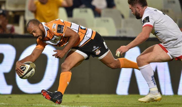 RHYNO SMITH: For the first time Toyota Cheetahs believe they can win Guinness PRO14