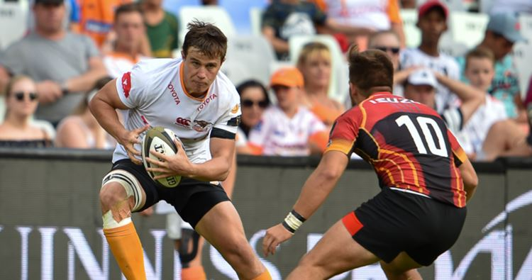 Toyota Cheetahs relish challenging Guinness PRO14 tour