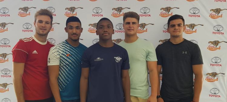 Toyota Cheetah Institute of Excellence welcomes new players