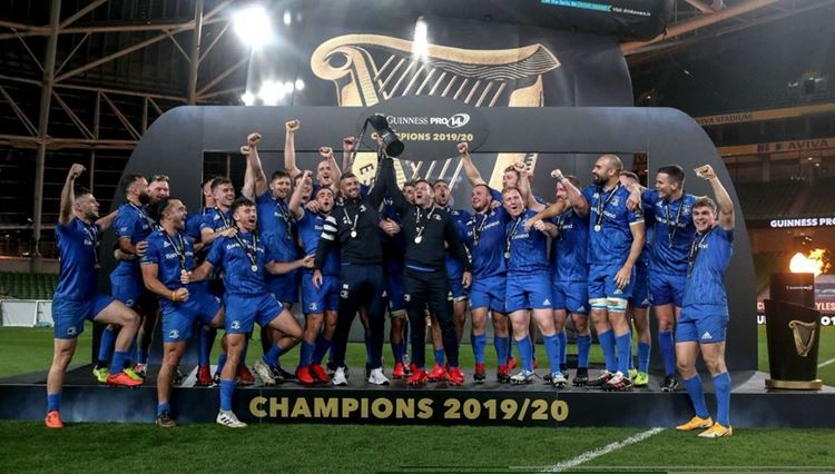 Beaten coach acknowledges 'outstanding' Leinster's superiority