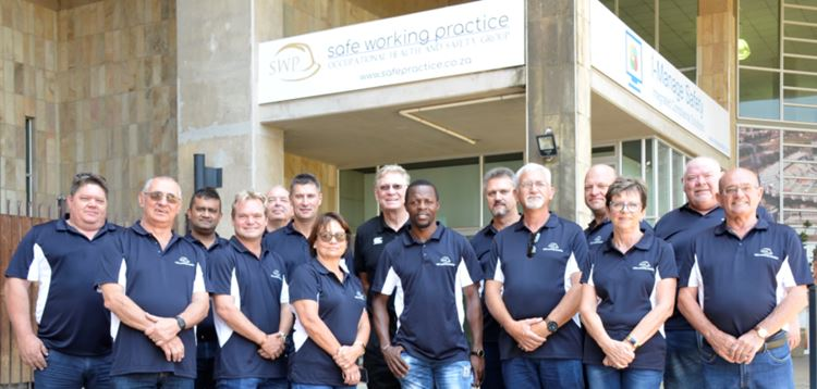 Free State Cheetahs Celebrate Safe Working Practice Sponsorship