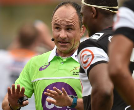 Peyper to referee fifth Carling Currie Cup final
