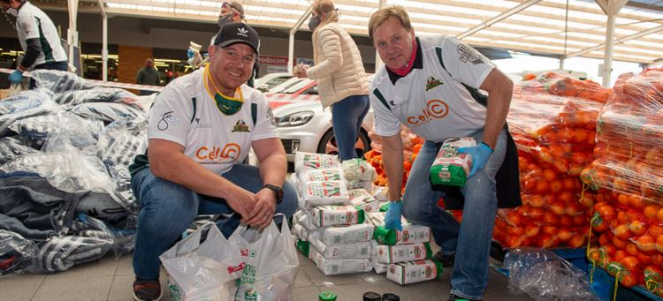 Rugby Unites with SA Rugby Legends