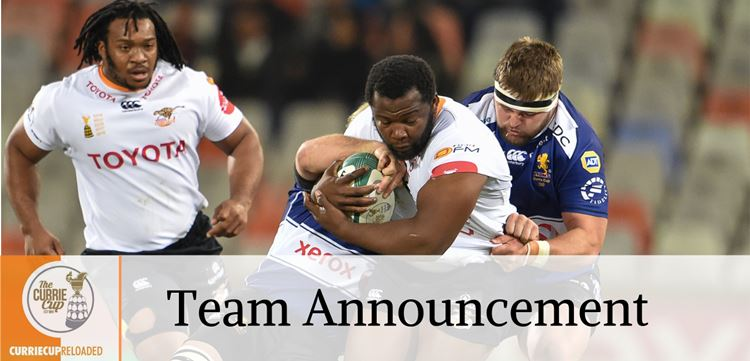 2019 Currie Cup Final:  Toyota Free State Cheetahs vs Xerox Golden Lions