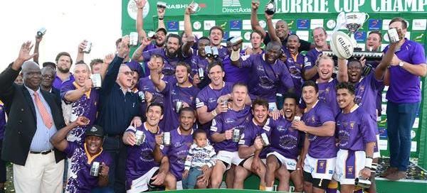 Congratulations Griffons with defending the Currie Cup First Division Titel