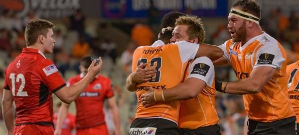 Toyota Cheetahs face Kings in PE