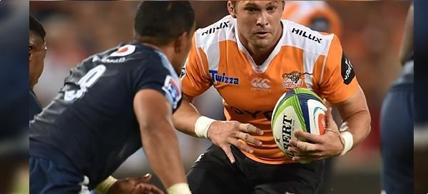 Tian Meyer to lead the Toyota Cheetahs against Jaguares