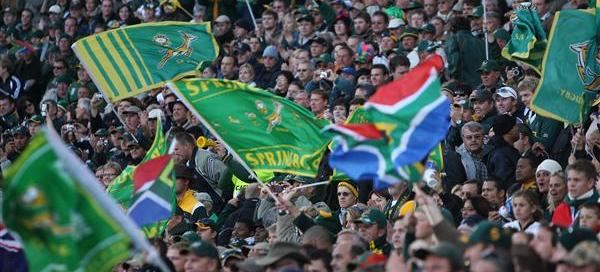 Tickets for Boks' Bloemfontein Test